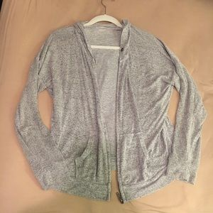 American Eagle Soft & Sexy Zip-up Hoodie